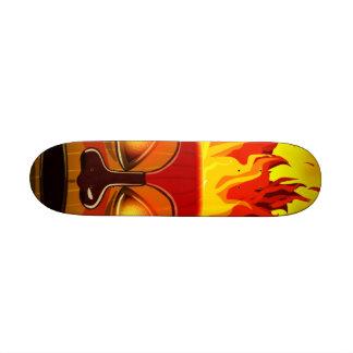 Tiki God Skateboard