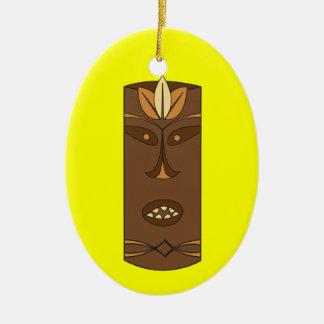 Tiki Goddess Ornament