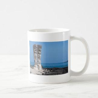 Tiki Greetings Coffee Mug