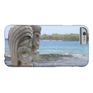 Tiki Guardians in Kona, Hawaii Barely There iPhone 6 Case