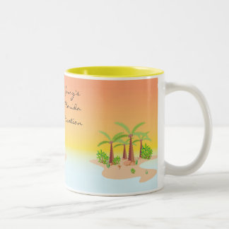 Tiki Hut Mug