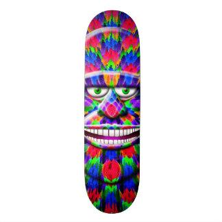 Tiki Jazz Skateboard Deck