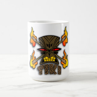 Tiki Kustom Coffee Mug