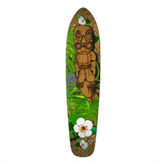 Tiki Lauhala Skateboard 2