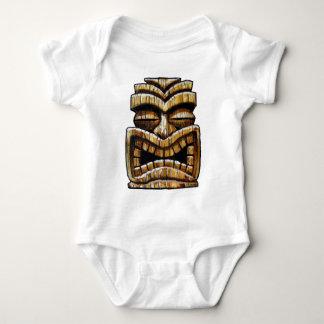 Tiki Man Baby Bodysuit