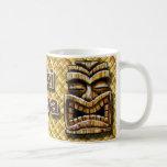 Tiki Man Coffee Cup Mugs