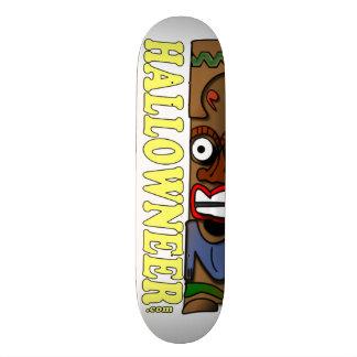 Tiki Man Loves to Skate! Skateboard Deck