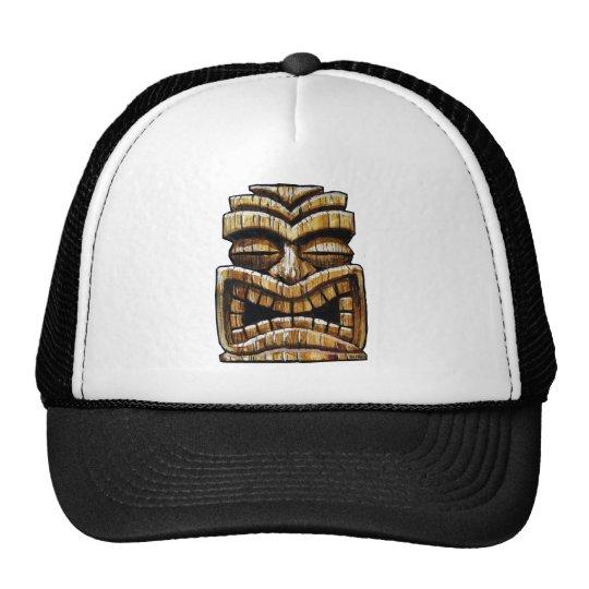 Tiki Man Trucker Hat