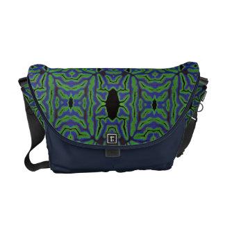 Tiki Messenger Bag