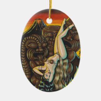 Tiki Ornament