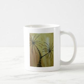 Tiki Palm Coffee Mug