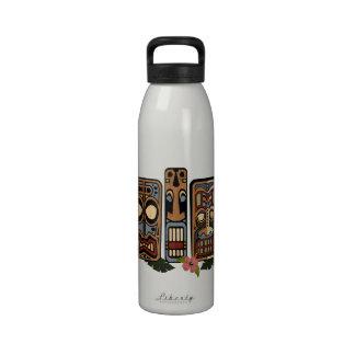 Tiki Party Liberty Bottle Drinking Bottle
