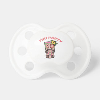 TIKI Party BooginHead Pacifier