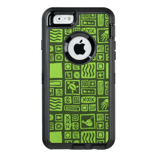 Tiki Pattern OtterBox iPhone 6/6s Case