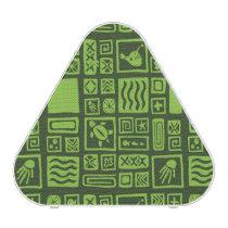 Tiki Pattern Speaker