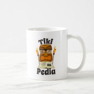 Tiki Pedia Coffee Mug