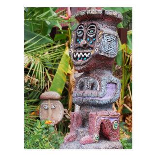 Tiki Post Cards