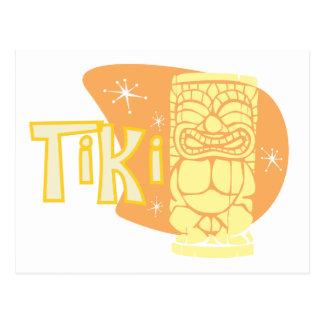 Tiki retro #9 postales