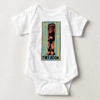 Tiki Room Baby Bodysuit