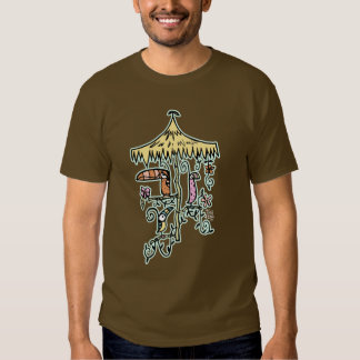 Tiki Room Birds by Tiki tOny Shirt
