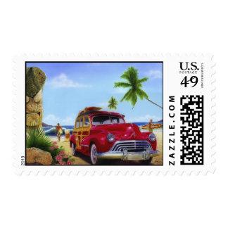 Tiki Sands Stamp