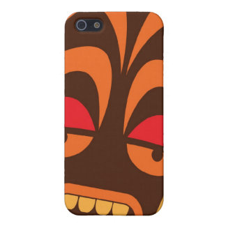 TIKI SCREAM! have a FREAKY Halloween! Cover For iPhone SE/5/5s