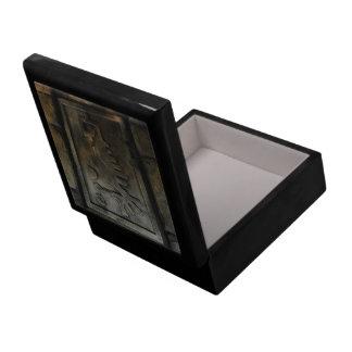 Tiki Seahorse Giftbox - KawaiiDayZooCafe Keepsake Box
