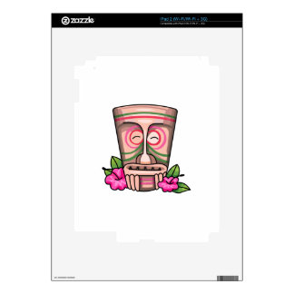 TIKI iPad 2 DECAL