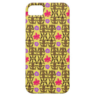 Tiki Tiki Summer Tahitian Sun iPhone SE/5/5s Case