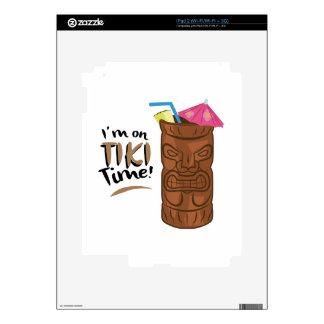 Tiki Time Skin For The iPad 2