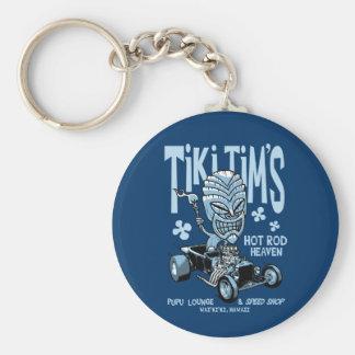 Tiki Tim's Keychain