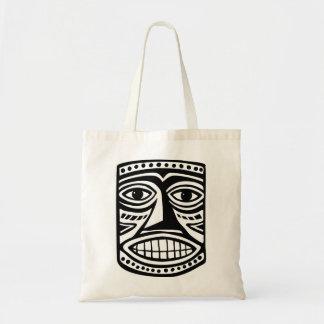 Tiki Toby Tote Bag
