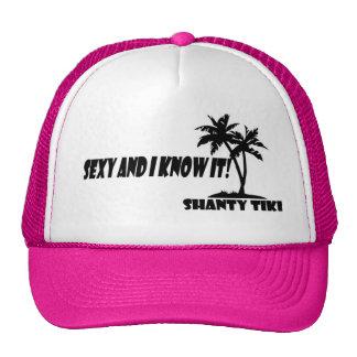 Tiki Topper Trucker Hat