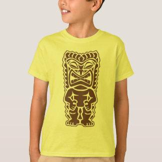 Tiki Totem Warrior T-Shirt