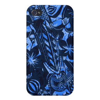 Tiki Trader Hawaiian iPhone 4 Cover