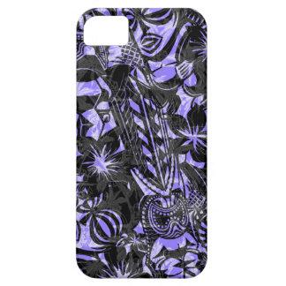 Tiki Trader Hawaiian iPhone 5 Case