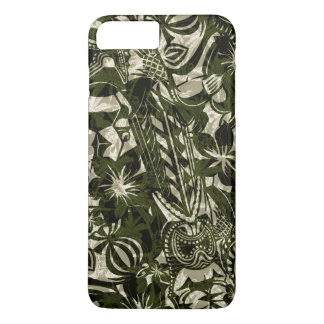 Tiki Trader Hawaiian iPhone 7 case