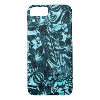 Tiki Trader Hawaiian iPhone 7 case