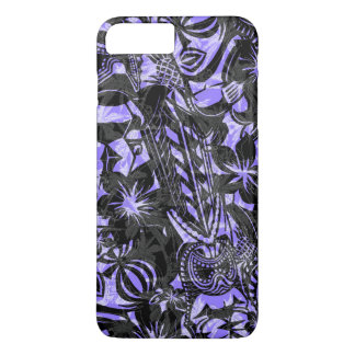 Tiki Trader Hawaiian Primitive iPhone 8 Plus/7 Plus Case