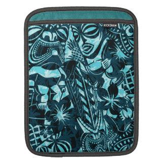 Tiki Trader Hawaiian Rickshaw iPad Case iPad Sleeves