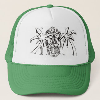 Tiki Trucker hat