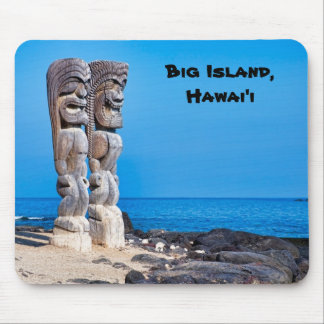 Tikis in Paradise Mouse Pad
