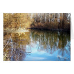 Tikvara Serbia Landscape Greeting Card