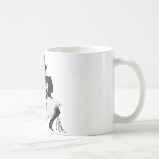 'Til Death Do Us Part - Day of the Dead wedding Classic White Coffee Mug