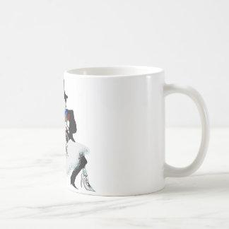 'Til Death Do Us Part - Day of the Dead wedding Coffee Mug