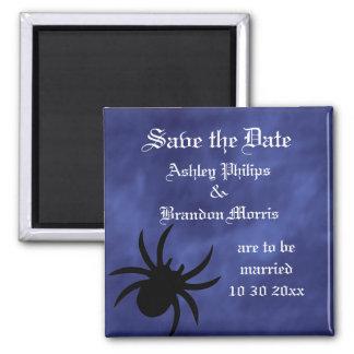 Til Death Do Us Part in Purple Haze Save the Date Magnet