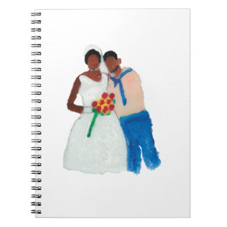 'Til Death Due Us Part - Notebook