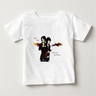 Til the starts stop shining baby T-Shirt