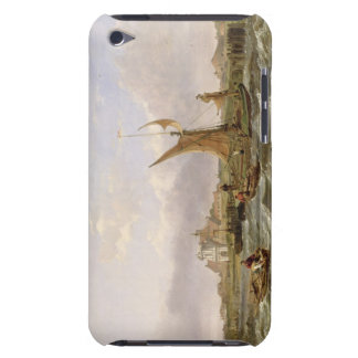 Tilbury Fort - Wind Against the Tide, 1853 (oil on iPod Case-Mate Case