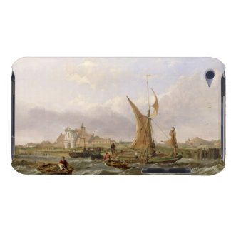 Tilbury Fort - Wind Against the Tide, 1853 (oil on iPod Touch Case-Mate Case